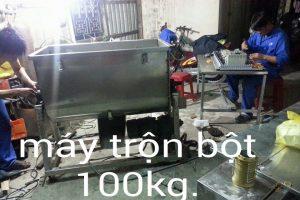 máy trộn bột 100kg