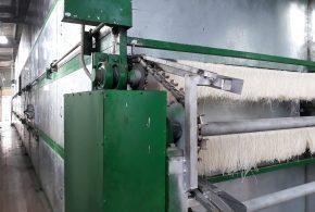 Quá trình chế tạo dây chuyền sấy bún khô tự động hiện đại của Việt Nam