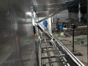 Máy chế tạo - chế tạo máy sấy bánh tráng 1