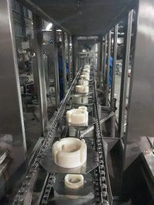 Cơ khí chế tạo máy - dây chuyền đóng bình 1